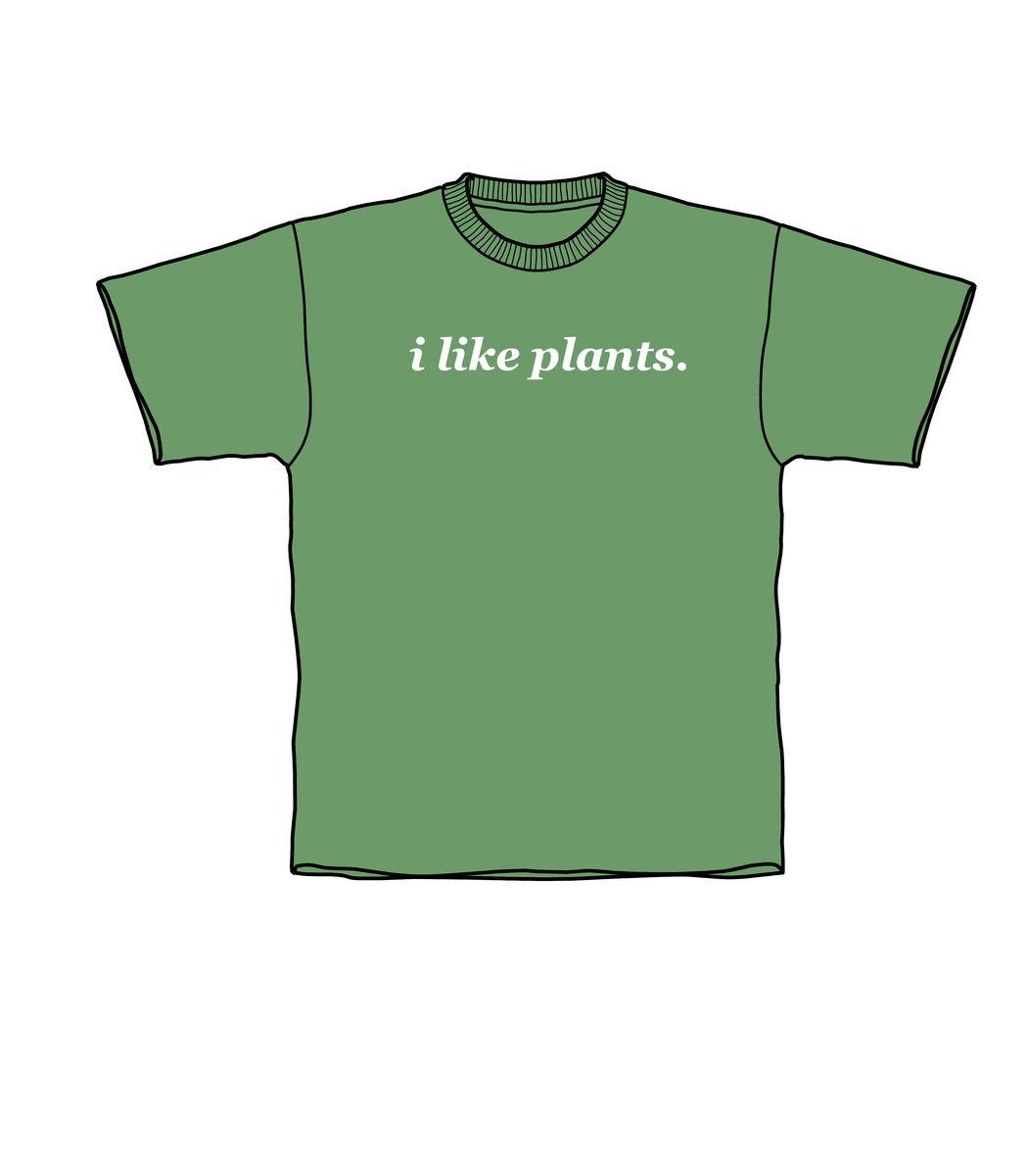 T Shirt Designs Department Of Plant Biology